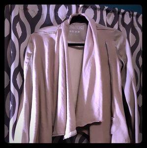 Jackets & Blazers - SUPER CUTE LEATHER COAT